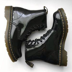 Dr. Martens Women's 1460 Patent Boots